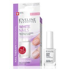 Eveline Cosmetics Избелваща основа за нокти 12 мл