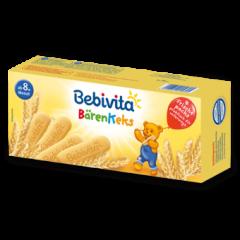 Bebivita бебешки бисквити 8М+ 180 гр