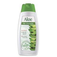Rosa Impex Aloe Hair Shampoo Шампоан за суха коса с алое вера 250 мл