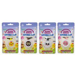 Aroma Defence Клипс за малки деца против насекоми цитронела и гераниол