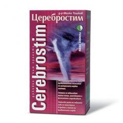 Церебростим х120 таблетки д-р Тошков