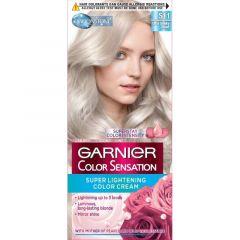 Garnier Color Sensation Трайна боя за коса, S11 Ultra Smoky Blond