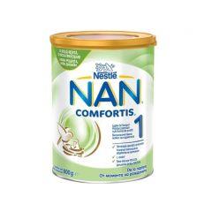 Nestle NAN Comfortis 1 Адаптирано мляко на прах за кърмачета 0-6М 800 гр