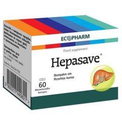 Hepasave За черния дроб х60 капсули Ecopharm