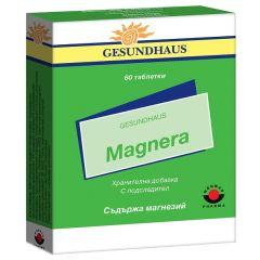 Magnera х60 таблетки Woerwag Pharma