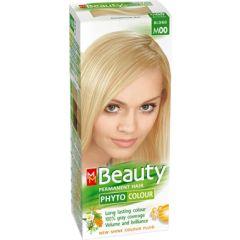 MM Beauty Phyto Colour Трайна фито боя за коса, М00 Блонд