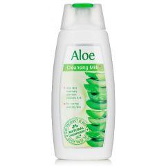 Rosa Impex Aloe Cleansing Milk Тоалетно мляко за лице 250 мл