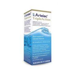 Artelac TripleAction Капки за очи 10 мл Bausch+Lomb