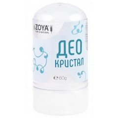 Zoya Pure & Natural Део Кристал 60 гр