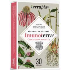 Imunoterra Имунотерра 30 капсули Terrapia