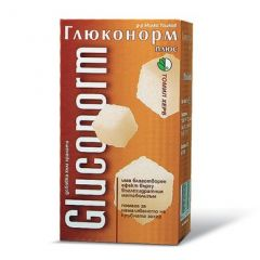 Глюконорм Плюс х120 таблетки д-р Тошков