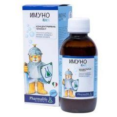 Имунo Бимби Сироп за деца за засилване на имунната система 200 мл Pharmalife Research