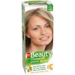 MM Beauty Phyto Colour Трайна фито боя за коса, М03 Пясъчно рус