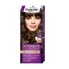 Palette Intensive Color Creme Tрайна крем-боя за коса N4 Light Brown / Светло кафяв