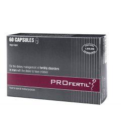 PROfertil Хранителна добавка при стерилитет x 60 капсули