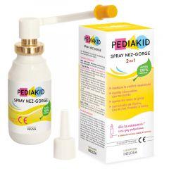 Pediakid Spray Nez-Gorge Спрей за нос и гърло за деца 20 мл