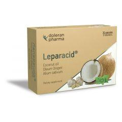 Leparacid При вътрешни паразити и вируси х30 капсули Doleran Pharma