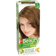 MM Beauty Phyto Colour Трайна фито боя за коса, М05 Тъмно рус