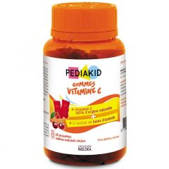 Pediakid Gommes Vitamine C Дъвчащи мечета с Витамин C х60 бр