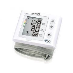 Автоматичен апарат за кръвно налягане Microlife ВР W2 Slim за китка