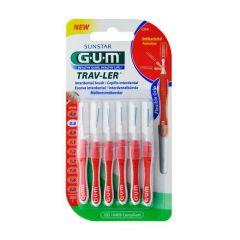 GUM Trav-Ler интердентална четка 0.8 мм х4 бр