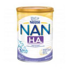 Nestle NAN H.A. с хидролизиран протеин Мляко за кърмачета 0М+ 400 гр