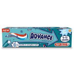 Aquafresh Advance Детска паста за зъби 9-12 г  75 мл