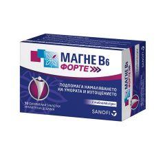 Magne B6 Forte х30 филмирани таблетки
