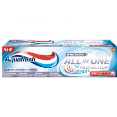 Aquafresh All-In-One Protection Whitening паста за зъби 75ml