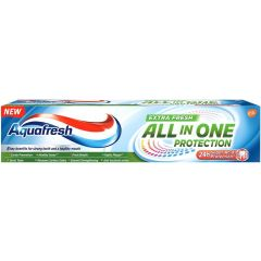 Aquafresh All-In-One Protection Extra Fresh паста за зъби 75 мл