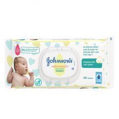 Johnson's Baby CottonTouch Бебешки влажни кърпи х56 бр
