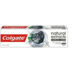 Colgate Natural Extracts Charcoal + White паста за зъби 75 мл