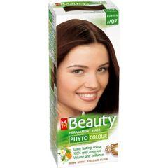 MM Beauty Phyto Colour Трайна фито боя за коса, М07 Кестен