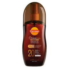 Carroten Omega Care Слънцезащитно олио за тяло SPF20 125 мл