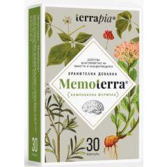 Memoterra Мемотерра 30 капсули Terrapia