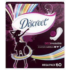 Discreet irresistible Ежедневни дамски превръзки 60 бр