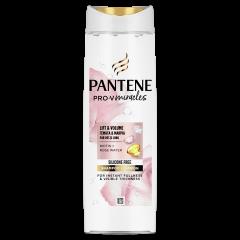 Pantene Pro-V Miracles Уплътняващ шампоан с розова вода и биотин 300 мл