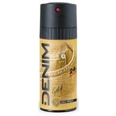 Denim Gold Дезодорант спрей за мъже 200 мл