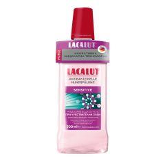 Lacalut Sensitive Мицеларна вода за уста при чувствителни зъби 500 мл