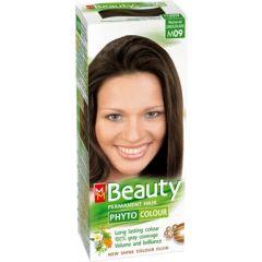 MM Beauty Phyto Colour Трайна фито боя за коса, М09 Натурален шоколад