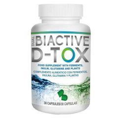 Helix Original Dual Biactive D-TOX За детоксикация на тялото х30 капсули