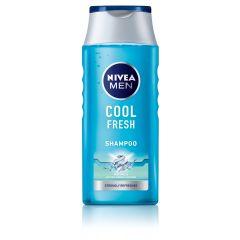 Nivea Cool Fresh Освежаващ шампоан за мъже 250 мл
