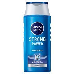 Nivea Men Strong Power Шампоан за мъже 400 мл