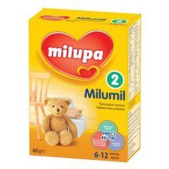 Milumil 2 Преходно мляко 6-12 месеца 400 гр
