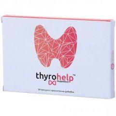 Thyrohelp За нормална функция на щитовидната жлеза x30 капсули Naturpharma