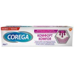 Corega Comfort Фиксиращ гел за зъбни протези 40 гр