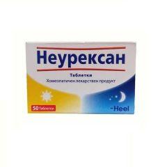 Heel Неурексан При нервно безпокойство х50 таблетки