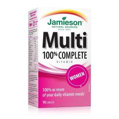 Jamieson Multi 100% Complete Мултивитамини за жени х90 таблетки
