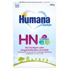 Humana HN Expert Диетична храна за специални медицински цели при диария с банан 300 гр