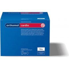 Orthomol Cardio За здравето на сърцето и кръвоносните съдове х30 дневни дози